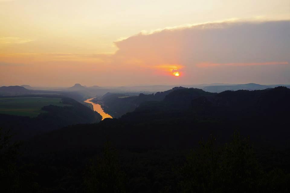 12elbsandsteingebirge