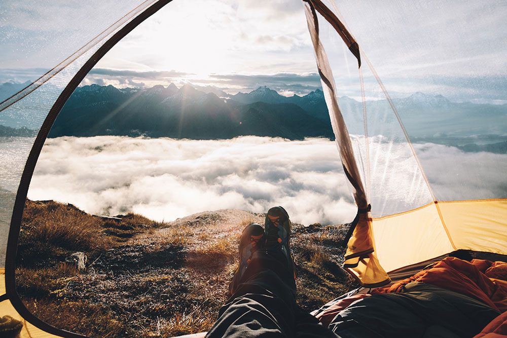 Mount Armstrong, West Coast, Neuseeland © Daniel Ernst