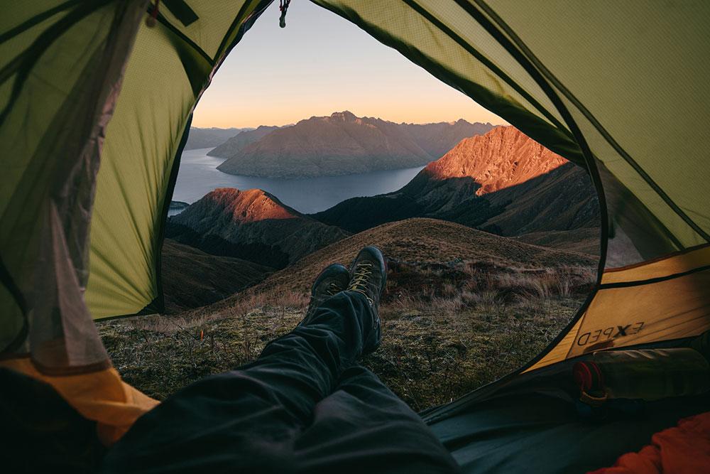 Bowen Peak, Queenstown, Neuseeland © Daniel Ernst