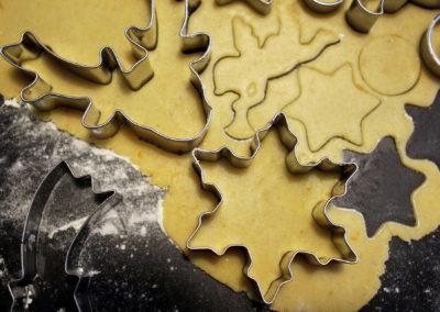 Plätzchenausstecher (Bild © ExposureToday on Pixabay)